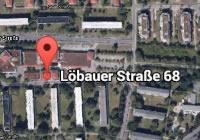Anfahrt Löbauer Str. 68 - 04347 Leipzig - Rechtsanwälte Müller