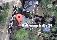 Anfahrt Rathenaustrasse 28 - 04179 Leipzig - Rechtsanwälte Müller